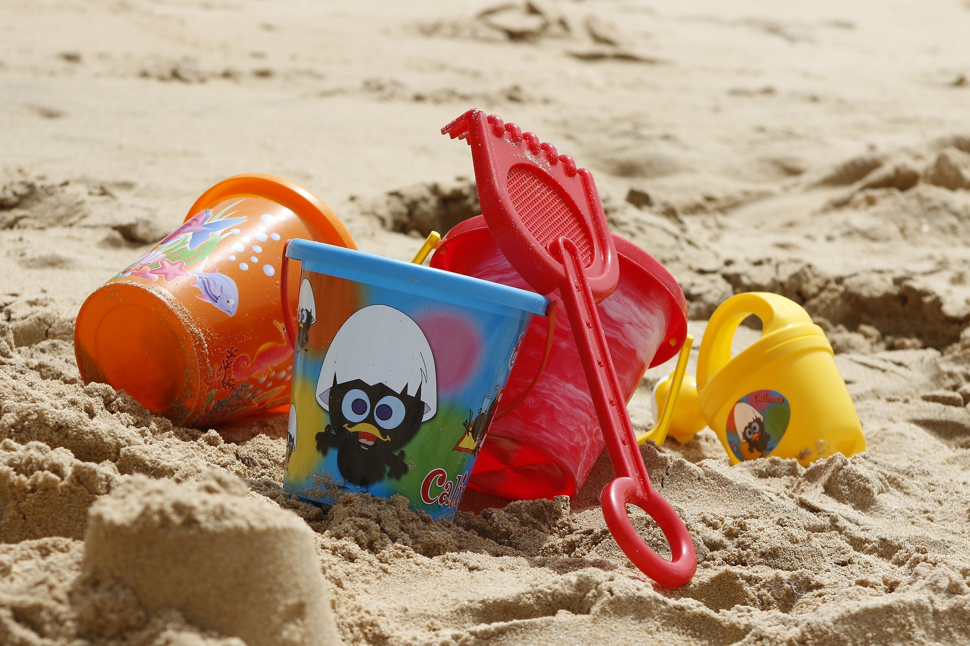 Tips para viajar seguro a la playa con tus hijos